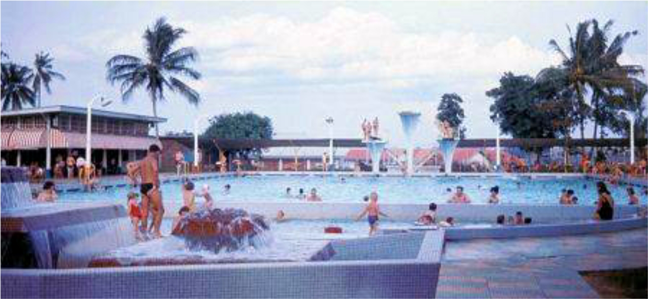 Seletar swimming pool much used leisure facility - Deans community high school swimming pool ...